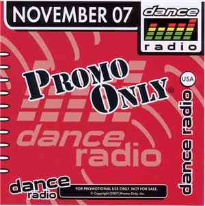 Various - Promo Only Dance Radio: November 2007