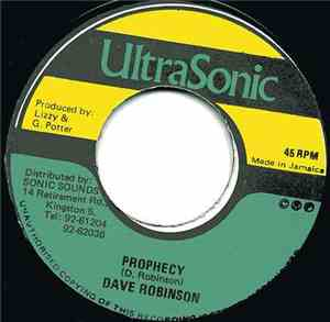 Dave Robinson - Prophecy