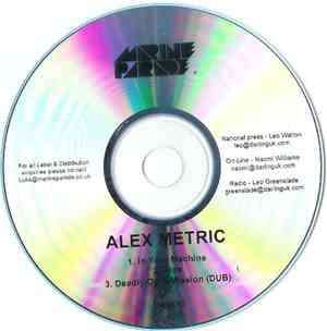Alex Metric - In Your Machine