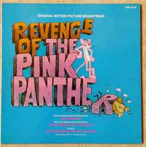 Henry Mancini - Revenge Of The Pink Panther (Original Motion Picture Soundtrack)