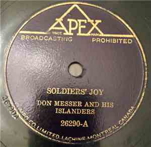 Don Messer And His Islanders - Flowers Of Edinburgh / Soldier's Joy