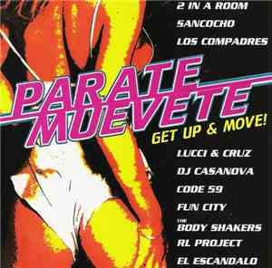 Various - Parate Muevete - Get Up & Move