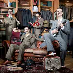 Mr. B The Gentleman Rhymer - The Tweed Album